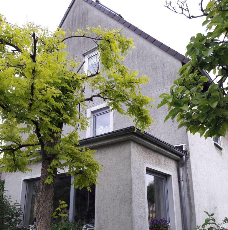 Schwerarmierung Fassade Malermeister Ostrowicki